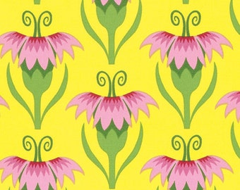 Jane Sassaman, Cool Breeze - Pretty Pinks IN Pink, Yard