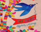 Felt Happy! by Elizabeth Armstrong -  E- Book