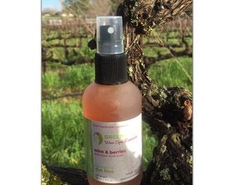 Wine and Berries Antioxidant Facial Toner Mist