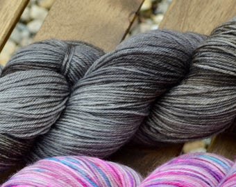 Charcoal - Dyed to Order