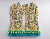 Designer Garden Gloves