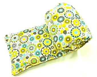 Buckwheat/Rice Heat Pillow Microwave Heat Pad Therapy Pack Hostess Gift Unique Gift