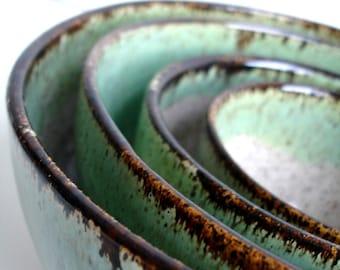 Pauline & Colin Wedding Registry - Wheel Thrown  Stoneware Dinnerware Set
