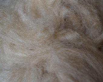 Tussah Silk bleached