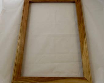 12 x 18 Cherry Sap Wood Picture Frame