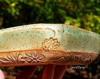 Pottery Serving Dish, Handmade serving dish, Baking dish, Stoneware Tray, Handmade Tableware, Ceramic Tray