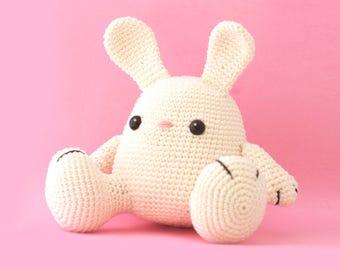 Pip the Bunny crochet pattern PDF
