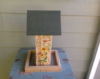 EasyFill Bird Feeder