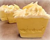 Lemon Verbena - Handmade Artisan Soap with Olive & Avocado Oils, Gourmet Soap, Soothing Suds Handmade Soap