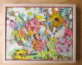 Original 8x10 inch oil painting
