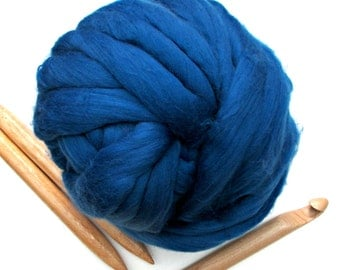 Super Bulky Merino Yarn in Dozens of Colors