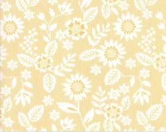 Sugar Pie (5041 17) Yellow Lace Garden by Lella Boutique
