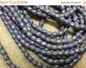 ON SALE Purple Iris Matte Czech Glass Fire polished Crystal Beads 4mm FP4161