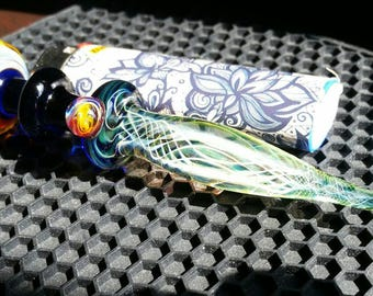 Borosilicate glass dropper/dabber for perfumes and essential oil's