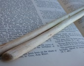 willow magic wand blank - harvested w/love, silky smooth wood for your diy wand