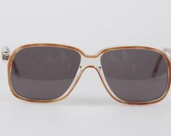 Authentic YVES SAINT LAURENT Vintage mint aviator sunglasses crios 56mm 943
