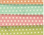 Scrumptious 5 Fat Quarters Bundle -  Moda Bonnie and Camille - Out Of Print Hard to Find