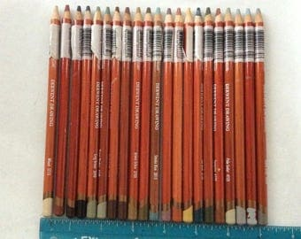 Derwent Drawing Pencils (21)