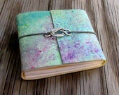 forget me knot pocket journal small size journal by tremundo