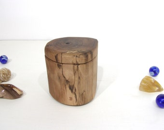 Black Walnut Tree Branch Box, presentation box, proposal box, engagement ring box, wedding ring box, wooden box, Christmas Gift Box