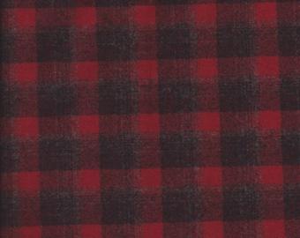 Wool Flannel Fabric Etsy