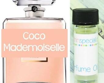 Coco Mademoiselle Perfume Oil, Sample Oil, Fragrance Sample, Perfume Samples, Fragrance Oils, Designer Oils, Sample Perfumes