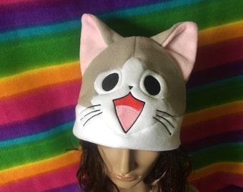 Chi Cat Fleece Hat (Chi's Sweet Home)