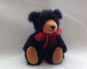 Handcrafted Miniature Bear 3.5 inches