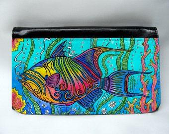 Trigger Fish Wallet