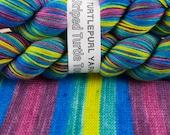 Au Cotton (Limited Edition) - Hand-Dyed Self-Striping Sock Yarn