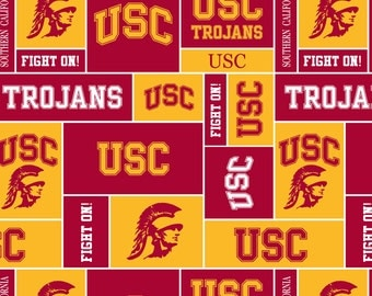University of Southern California USC Trojans