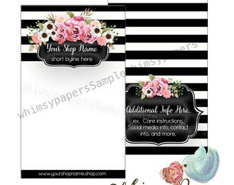 Jewelry Display cards,  Hair bow backing cards, free shipping*