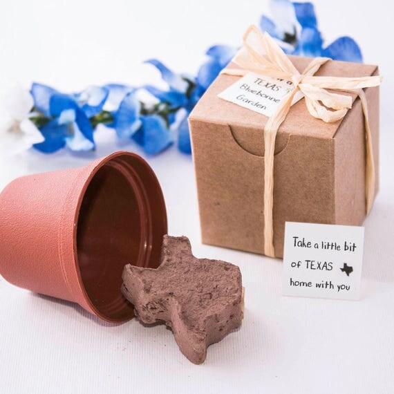 Wedding Favor Gift Ideas: Texas Wedding Favors Texas Bluebonnet Gifts & Party Favors