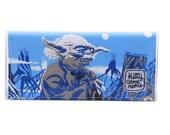 Bi-fold Clutch - Yoda -  Star Wars vintage fabric