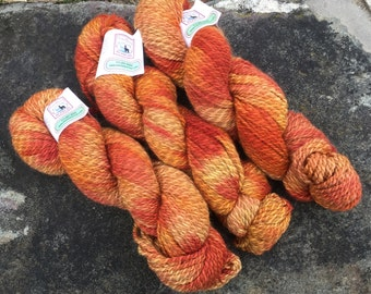 Super squishy Alpaca/Cormo blend yarn (Lot 1601)