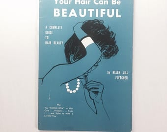 1961 Your Hair Can Be Beautiful Book
