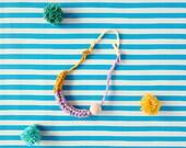 Lilac & Mustard crochet n...
