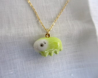 Petit Waterbear Pendant-lemon