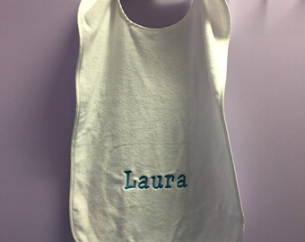 Personalized Adult Bib