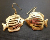 CRAFT Tropical Fish Earrings
