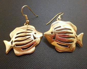CRAFT Tropical Fish Earrings