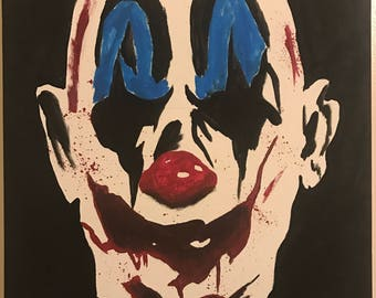 Rob zombies 31 painting