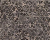 Timeless Treasures Tonga Gotham B4549 Pewter Cotton Batik Fabric