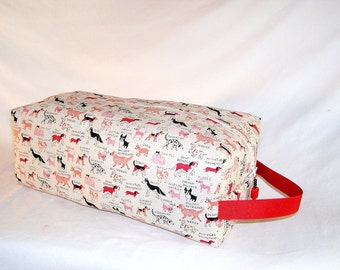 Find Your Dog Breed Sweater Bag - Premium Fabric