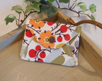 Secret Pocket Envelope Wallet....Mini....by Michelle Patterns