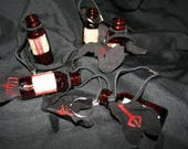 Blood Vial - Cosplay - Keychain - Bloodborne accessory