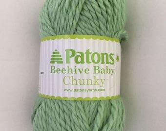 Patons Beehive Baby Chunky Yarn - Quicker Clover