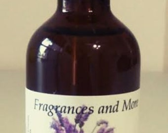 Lavender Fragrance Oil - Cosmetic grade for perfumes, soaps,creams, scrubs, etc. - 2oz & 16 oz