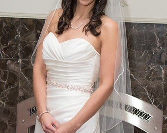 Rose Gold Crystal Rhinestone Bridal Sash,Wedding sash,Bridal Accessories,Bridal Belt, style #29