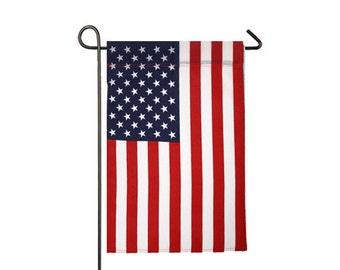 "American Flag Garden Flag 12.5""x18"""